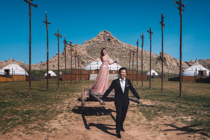 Mongolia Prewedding by Darren and Jade Photography - 029