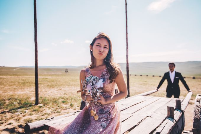 Mongolia Prewedding by Darren and Jade Photography - 031