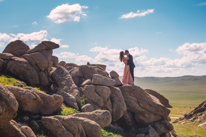 Mongolia Prewedding by Darren and Jade Photography - 033