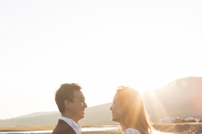 Mongolia Prewedding by Darren and Jade Photography - 050