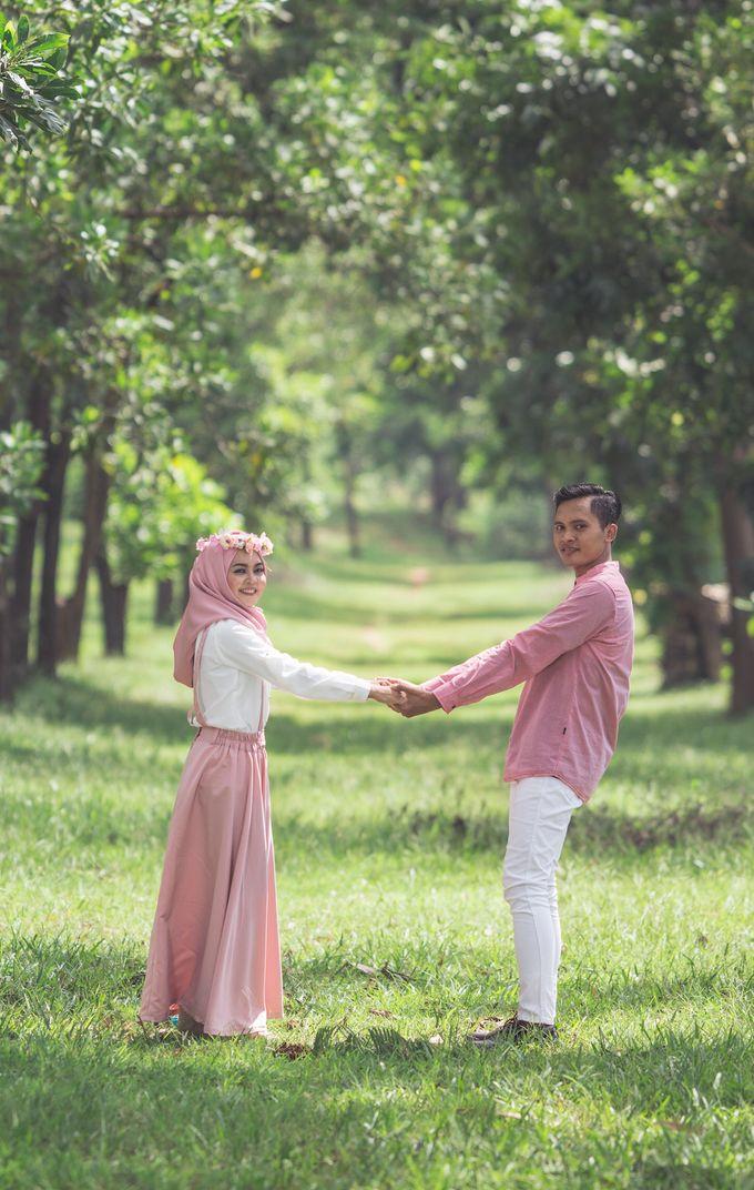 Cici and Imam Prewedding by Retina Project Karawang - 002