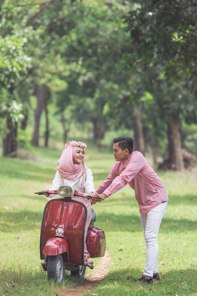 Cici and Imam Prewedding by Retina Project Karawang - 004