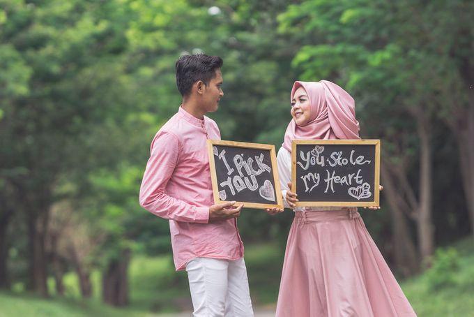 Cici and Imam Prewedding by Retina Project Karawang - 005