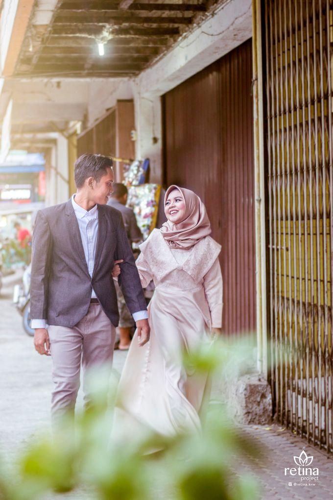 Cici and Imam Prewedding by Retina Project Karawang - 009