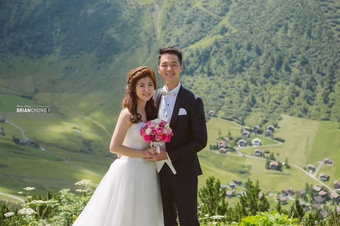 CINDY & ANDY PRE-WEDDING by Brian Chong Photography - 011