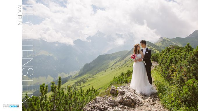 World Pre-Wedding Tour 2017 by Brian Chong Photography - 028