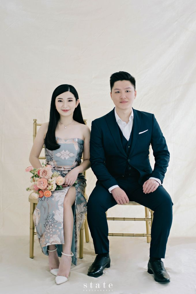 Prewedding - Michael & Jessica by State Photography - 016