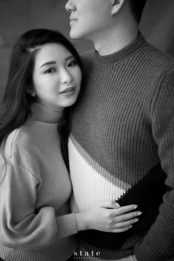 Prewedding - Michael & Jessica by State Photography - 011