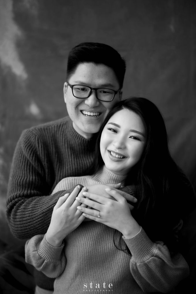 Prewedding - Michael & Jessica by State Photography - 012