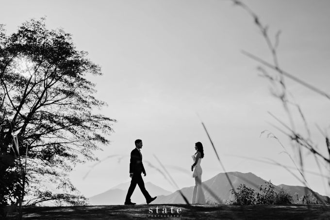Prewedding - Nicholas & Grace by State Photography - 001