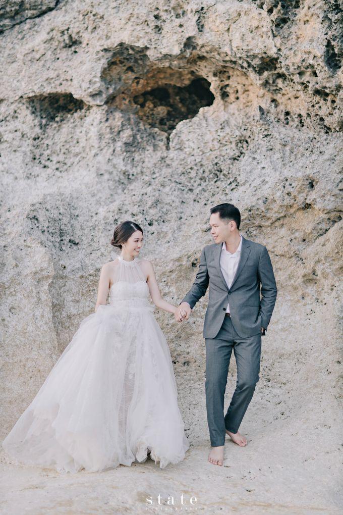 Prewedding - Nicholas & Grace by State Photography - 016