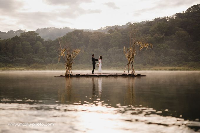 Lake in Bali by Maxtu Photography - 012