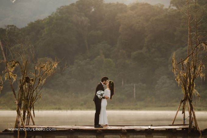Lake in Bali by Maxtu Photography - 015