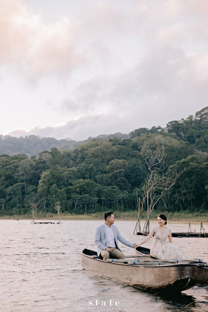 Prewedding - Timothy & Devina by State Photography - 002