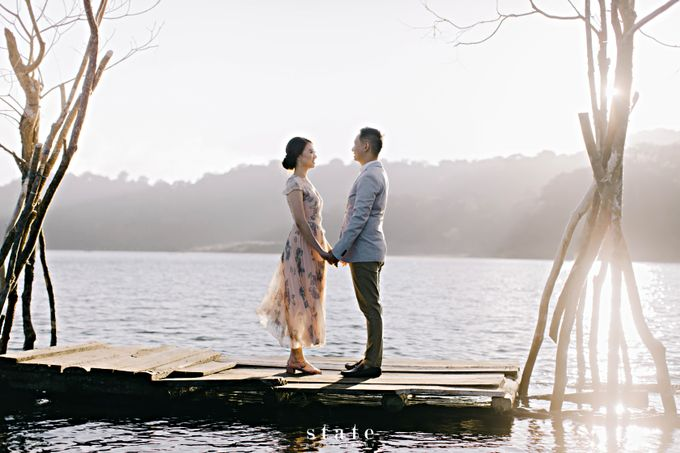 Prewedding - Timothy & Devina by State Photography - 005