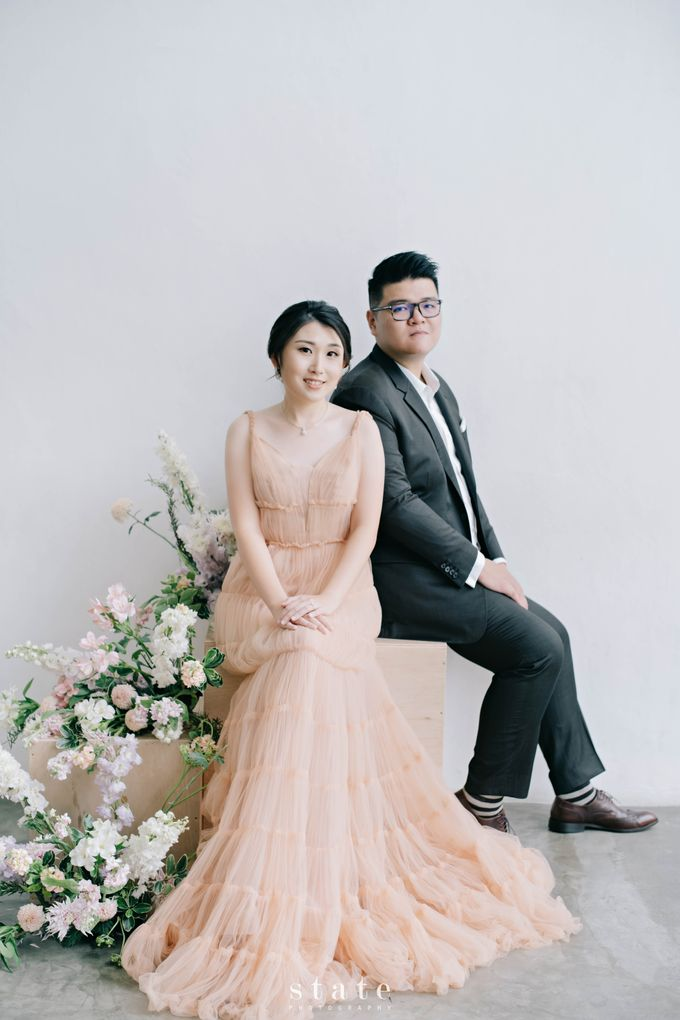 Prewedding - Winsen & Jennifer by State Photography - 004
