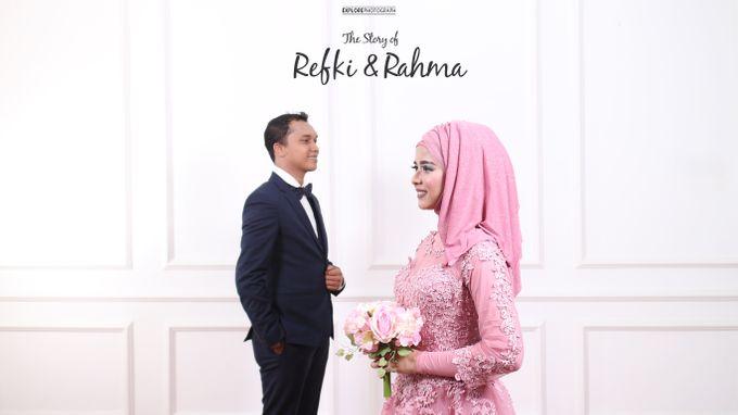 Prewedding Refki & Rahma - EXPLOREPHOTOGRAPH studio by Explore Photograph - 001