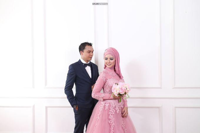 Prewedding Refki & Rahma - EXPLOREPHOTOGRAPH studio by Explore Photograph - 003