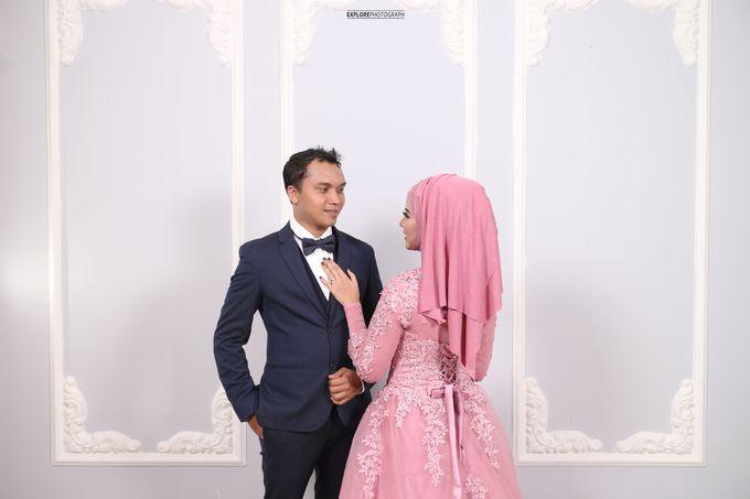 Prewedding Refki & Rahma - EXPLOREPHOTOGRAPH studio by Explore Photograph - 005