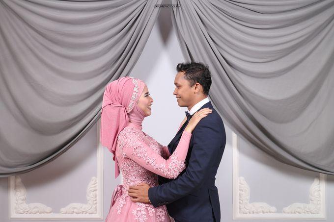 Prewedding Refki & Rahma - EXPLOREPHOTOGRAPH studio by Explore Photograph - 002