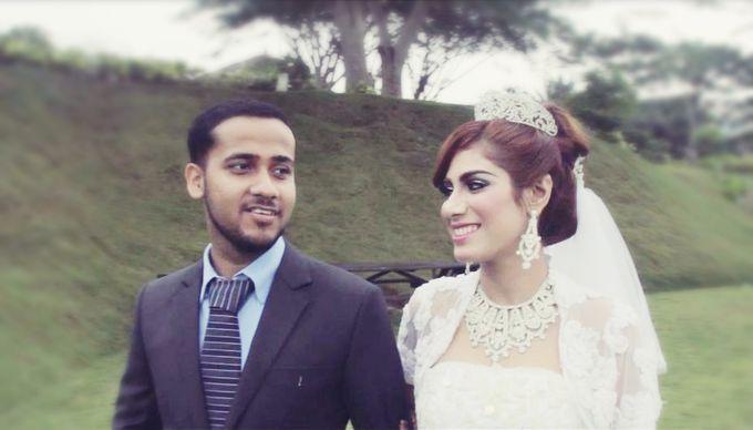 Raniea & Baharudin WeddingClip by Summer Creative Media - 002