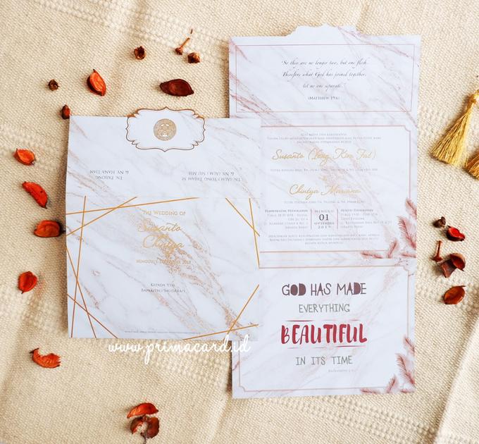Wedding of Susanto & Chintya by Prima Card - 001