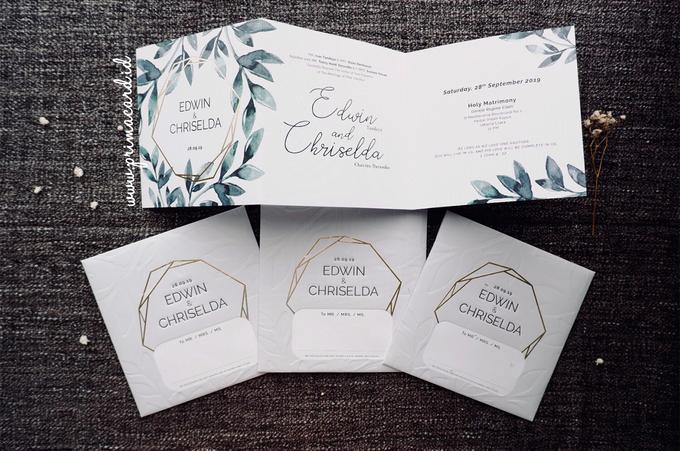 Wedding of Edwin & Chriselda by Prima Card - 001