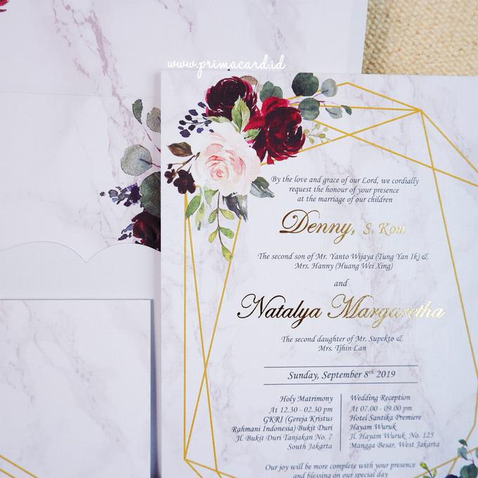 Wedding of Denny & Thalya by Prima Card - 003