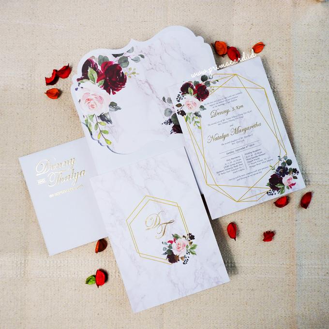 Wedding of Denny & Thalya by Prima Card - 004