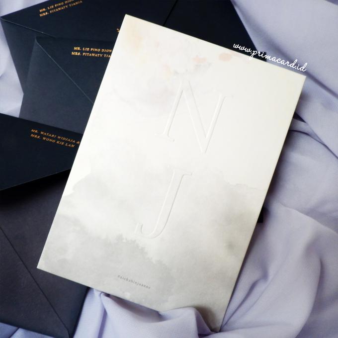 Wedding Invitation of Nicolas & Joanne by Prima Card - 002