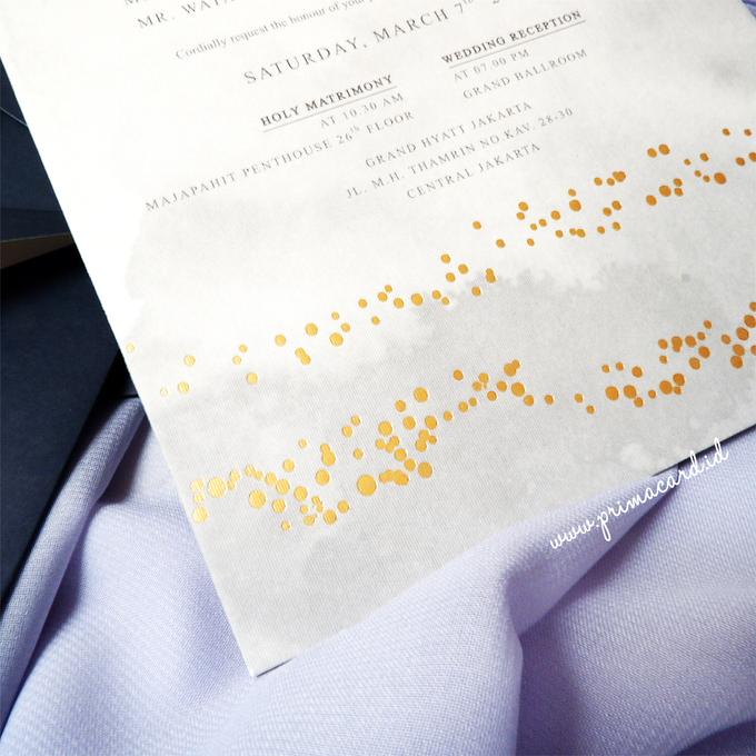 Wedding Invitation of Nicolas & Joanne by Prima Card - 006