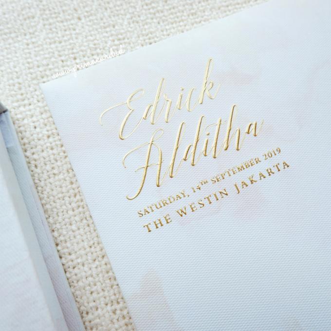 Wedding Invitation of Edrick & Alditha by Prima Card - 009