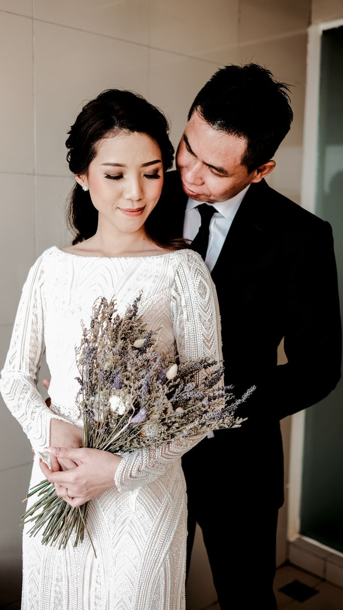Wedding of Priscilla and Liaw by Le Clemmie by Amelia - 002