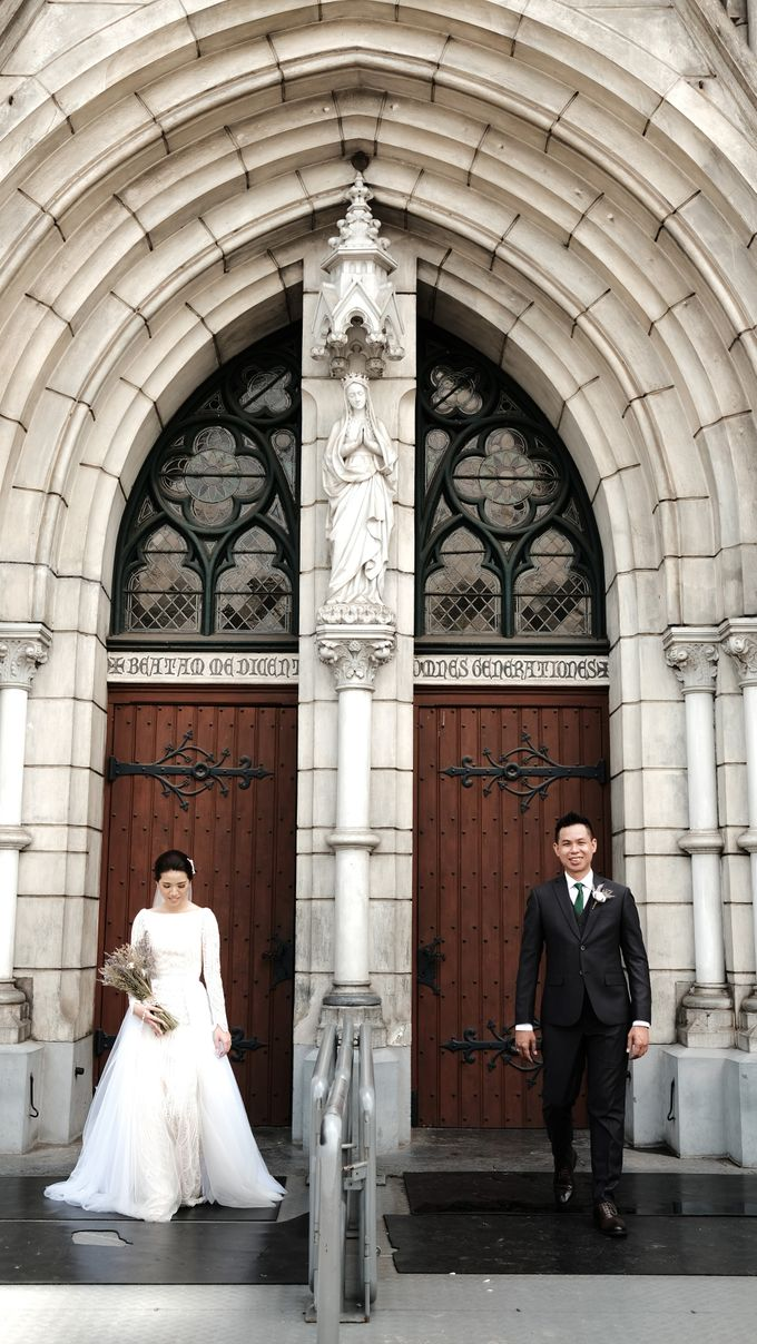 Wedding of Priscilla and Liaw by Le Clemmie by Amelia - 003