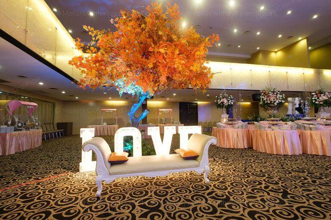 Prisma Ballroom  Kebun Jeruk  West Jakarta International Package by Melani Catering & Organizer - 006