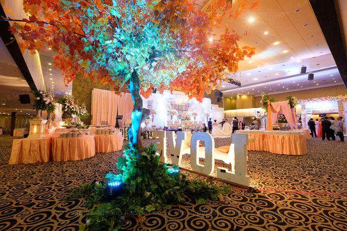 Prisma Ballroom  Kebun Jeruk  West Jakarta International Package by Melani Catering & Organizer - 005