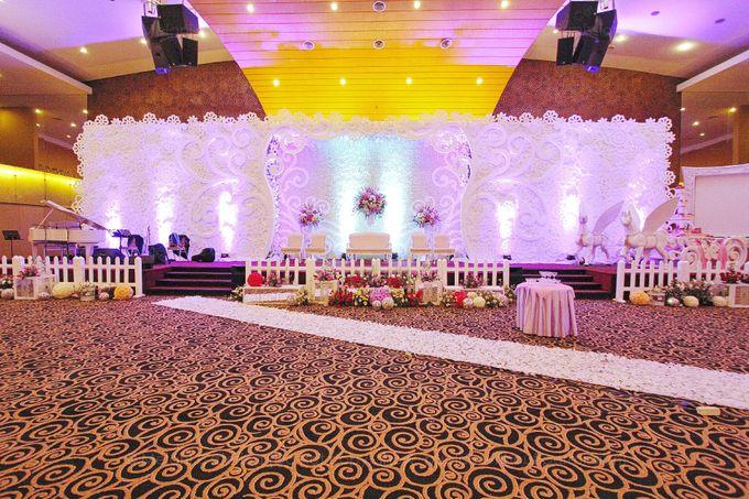 Prisma Ballroom  Kebun Jeruk  West Jakarta International Package by Melani Catering & Organizer - 009