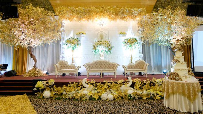 Prisma Ballroom  Kebun Jeruk  West Jakarta International Package by Melani Catering & Organizer - 012