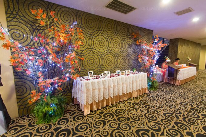 Prisma Ballroom  Kebun Jeruk  West Jakarta International Package by Melani Catering & Organizer - 022