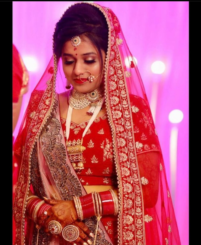 makeup artist  by PriyankaRMakeovers - 016