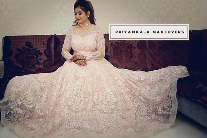 makeup artist  by PriyankaRMakeovers - 002