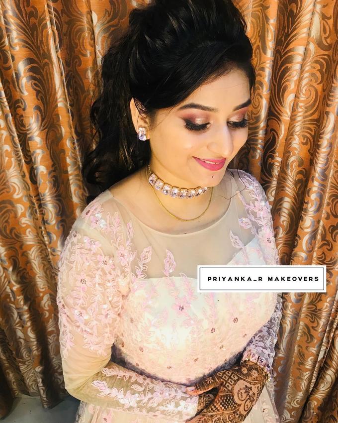 makeup artist  by PriyankaRMakeovers - 001