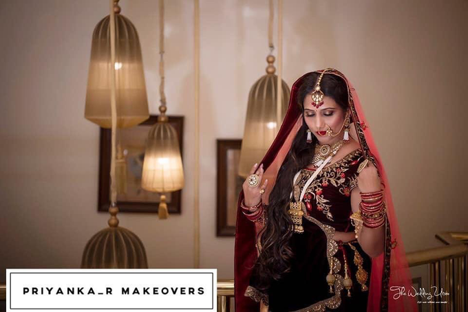 makeup artist  by PriyankaRMakeovers - 004
