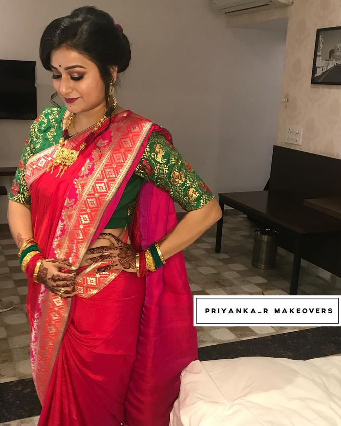 makeup artist  by PriyankaRMakeovers - 005