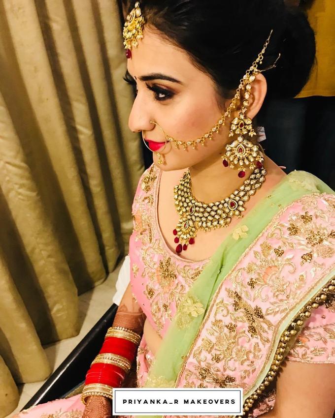 makeup artist  by PriyankaRMakeovers - 006