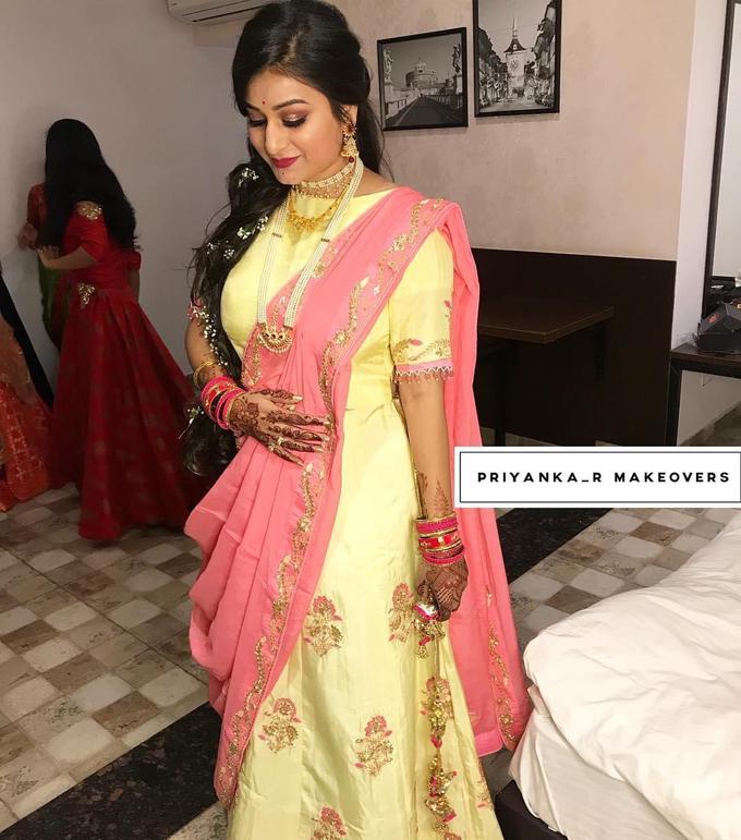 makeup artist  by PriyankaRMakeovers - 007