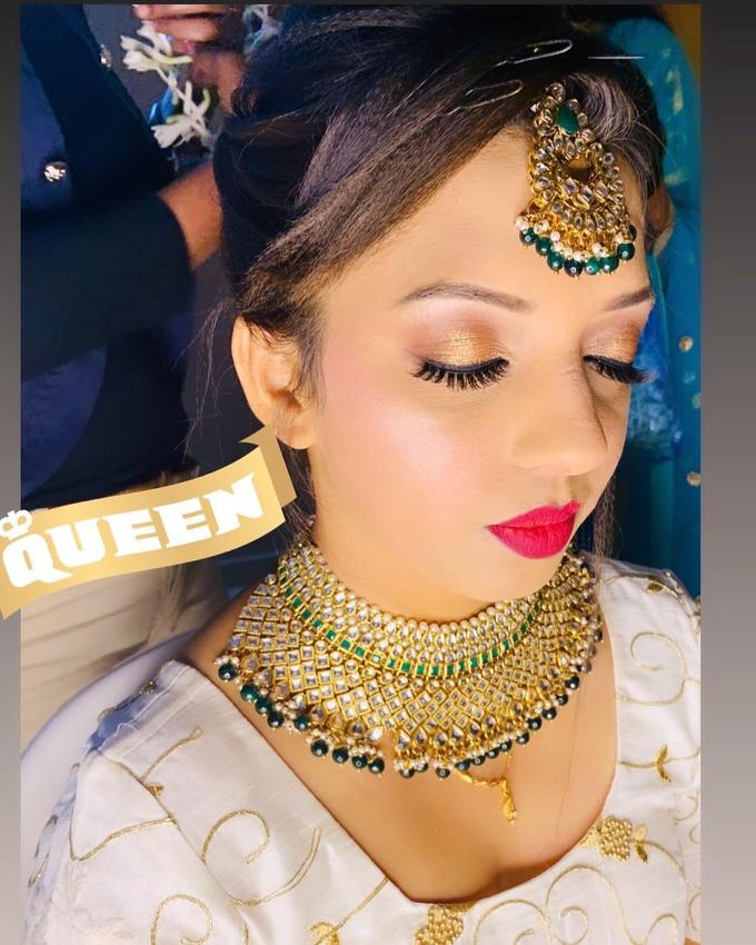 makeup artist  by PriyankaRMakeovers - 010