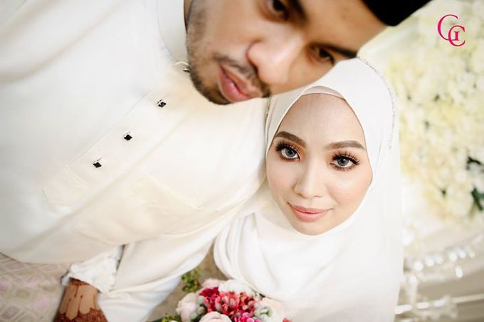 Solemnization of Razdi & Intan by The Glamorous Capture - 019