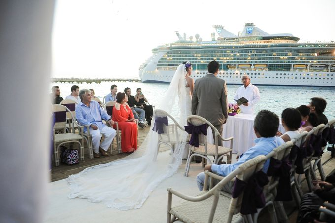 Religious and Civil Cozumel Ceremony by Photo Riviera - 006