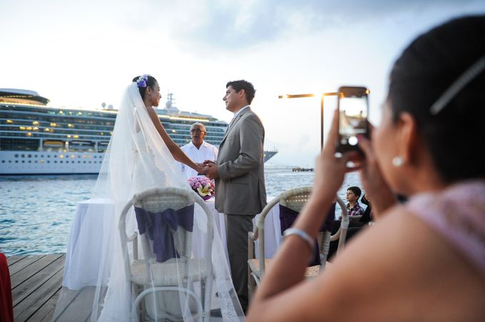 Religious and Civil Cozumel Ceremony by Photo Riviera - 007